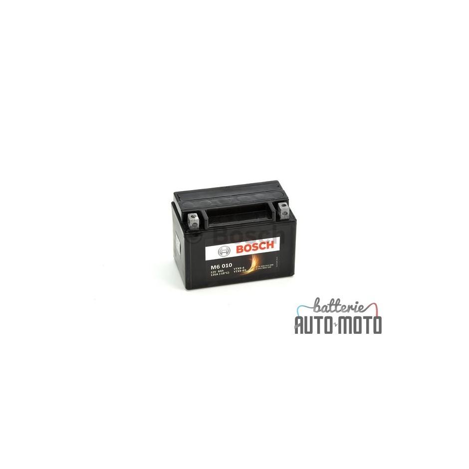 Batterie Bosch AGM YTX9-BS 12 Volt 8 Ah