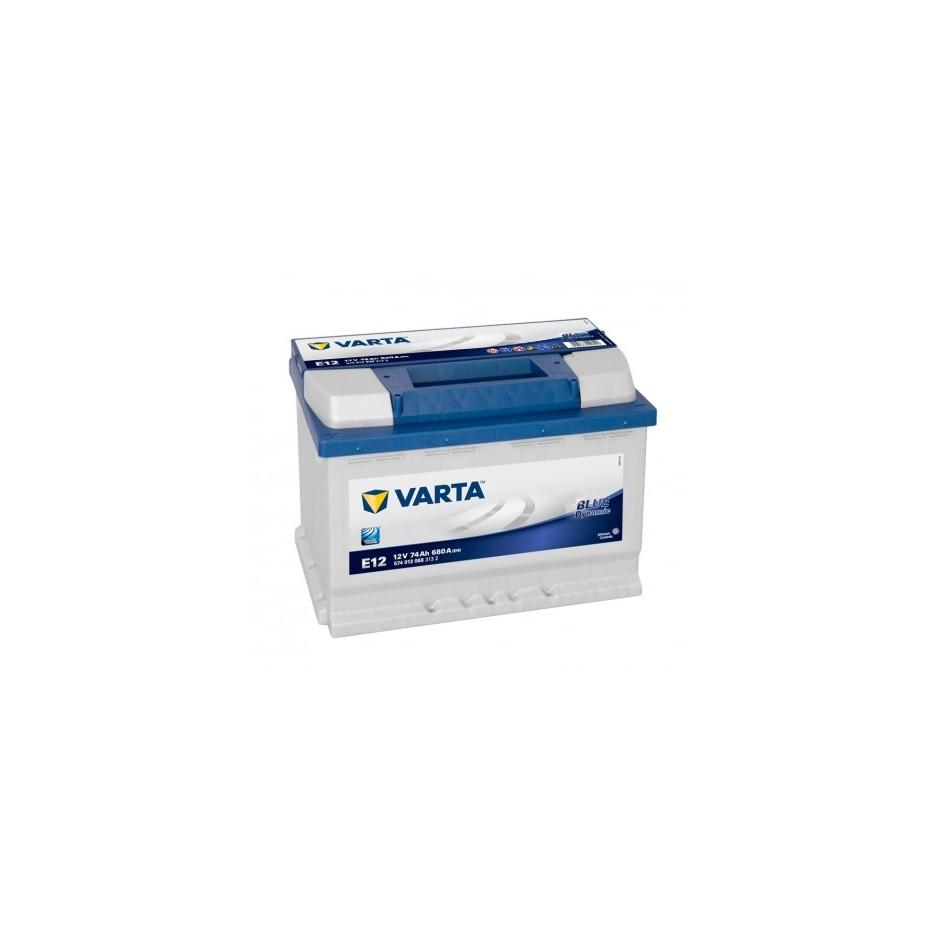 Batterie Varta  BLUE dynamic E12