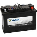 Batterie Varta  Promotive BLACK 12V H9