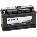 Batterie Varta  Promotive BLACK 12V F10