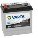 Batterie Varta  BLACK dynamic B24