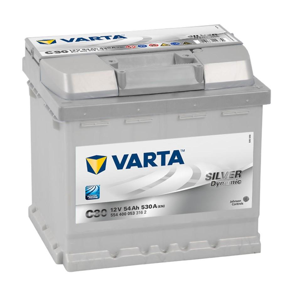 Batterie Varta  SILVER dynamic C30