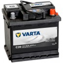 Batterie Varta  Promotive BLACK 12V C20