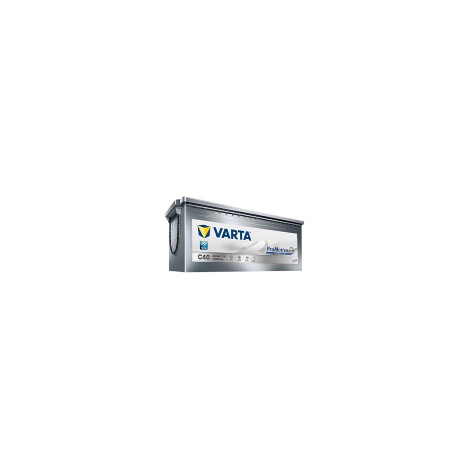 Batterie Varta  Promotive EFB C40