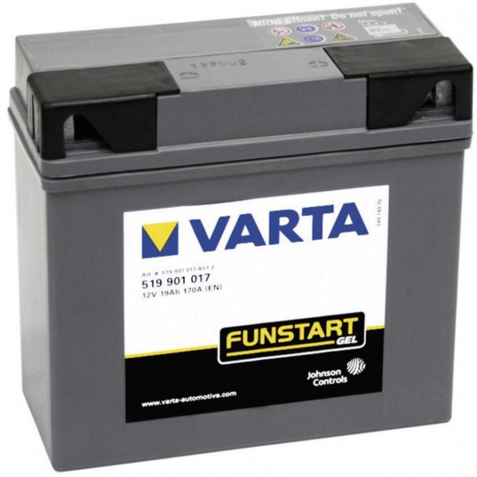 Batterie Varta  Funstart Gel  BMW (GEL)